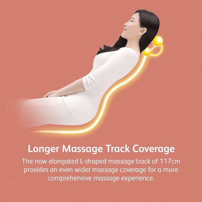 OSIM uDivine Mini 2 Massage Sofa - Orange - 4