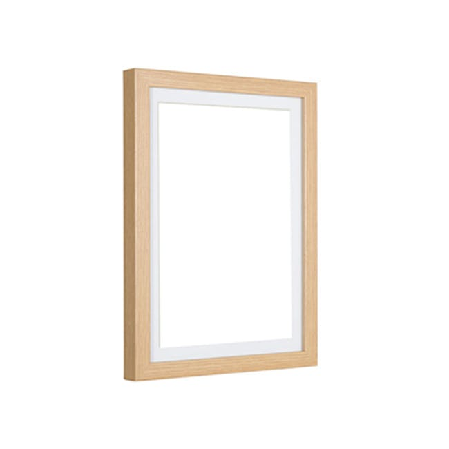 A2 Size Wooden Frame - Natural - 0