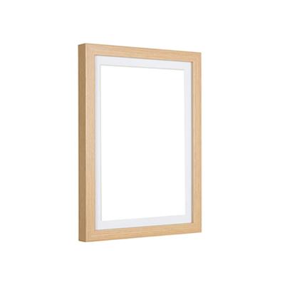 A2 Size Wooden Frame - Natural - Image 1