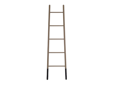 Mycroft Ladder Hanger - Dust Brown - Image 1