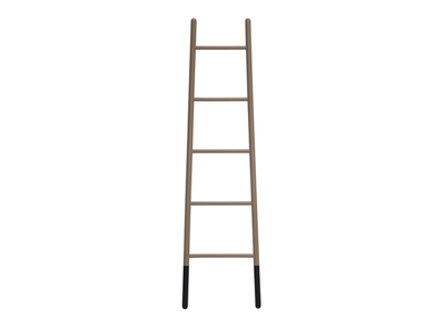 Mycroft Ladder Hanger - Dust Brown