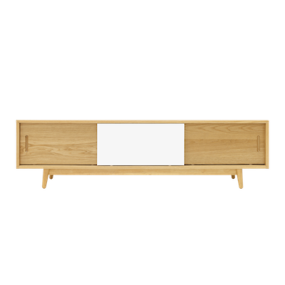 Emelie TV Console 1.6m - Natural - Image 1