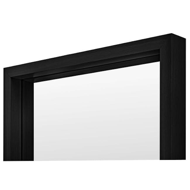 Nelson Full-Length Mirror 40 x 140 cm - Black - 2