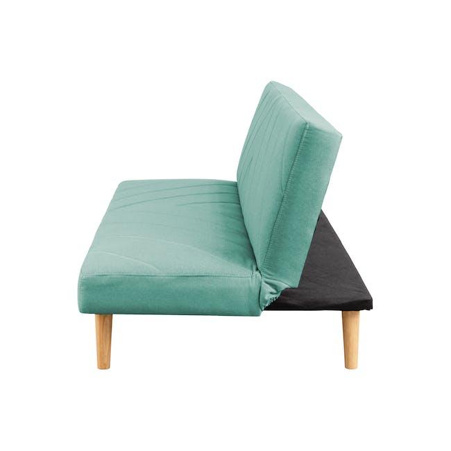 Laura Sofa Bed - Sea Green - 3