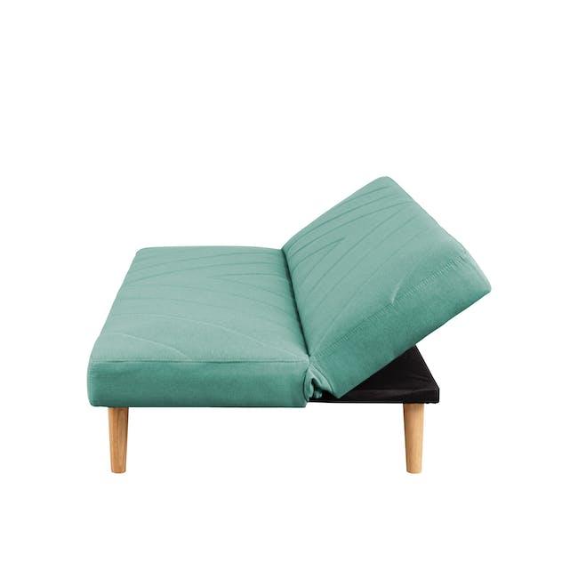 Laura Sofa Bed - Sea Green - 5