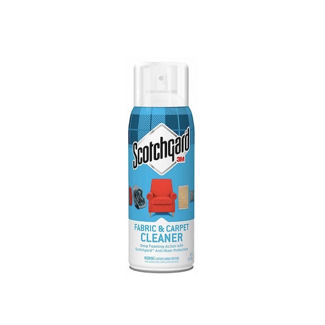 ScotchGard Fabric & Carpet Cleaner - 0
