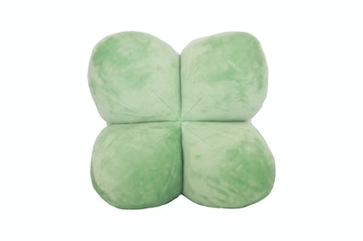 Steamed Rice Cake (Wa Ko Kueh) Cushion - Mint Green
