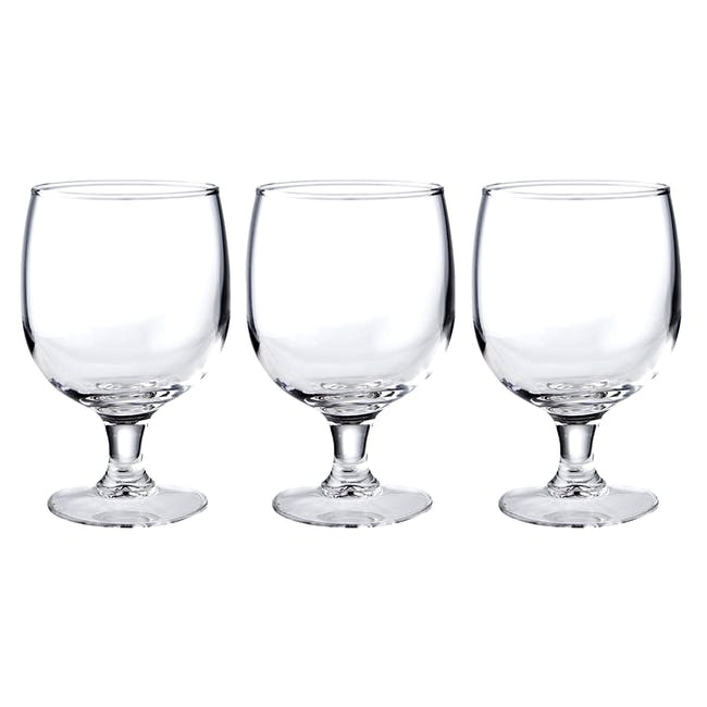 Stackable Wine Glass 25cl (Set of 3) - 2