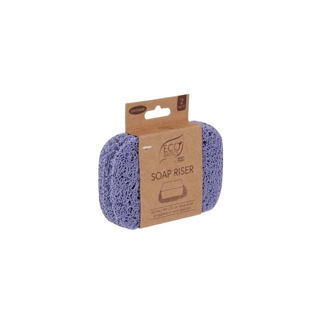 Soap Riser - Lavender - 3