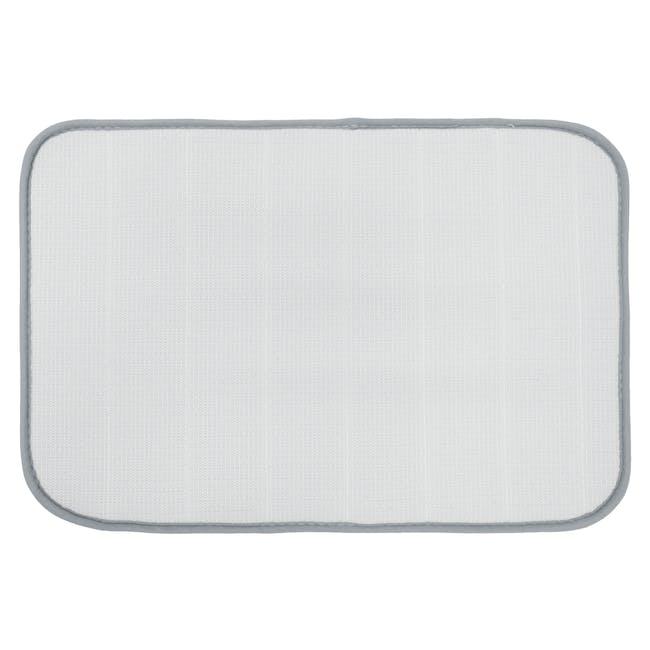 Essentials Memory Foam Floor Mat - Grey - 1