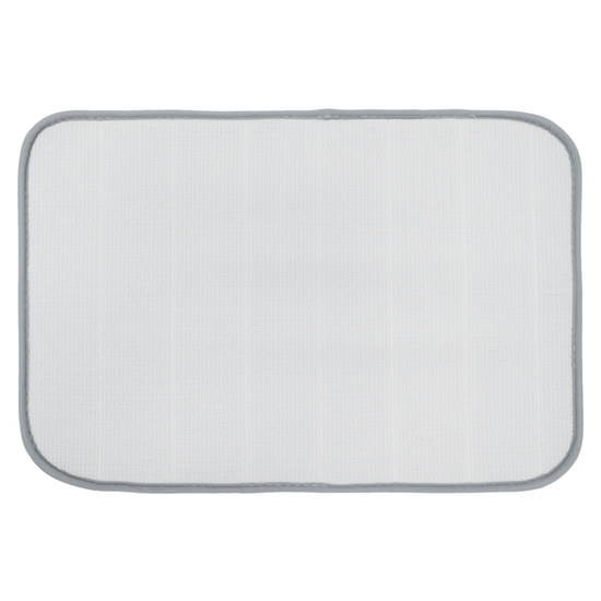 1688 - Essentials Memory Foam Mat 40 x 60 cm - Grey