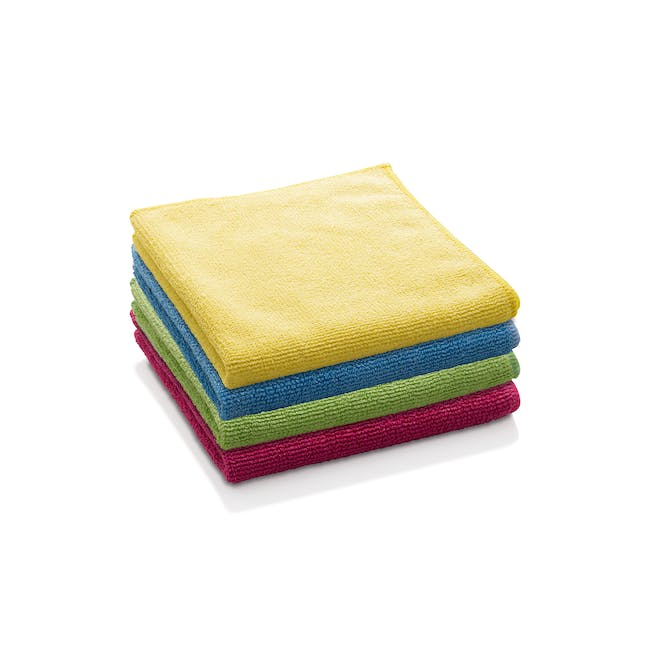 e-cloth General Purpose Eco Cleaning Cloth Pack (Set of 4) - 0