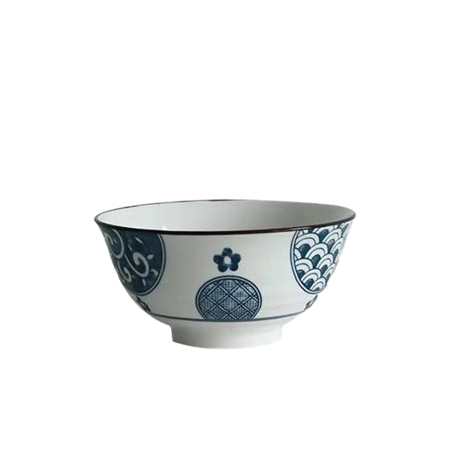 Table Matters Patchwork Bowl (3 Sizes) - 0