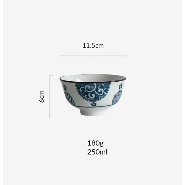 Table Matters Patchwork Bowl (3 Sizes) - 2