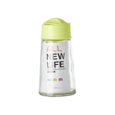 140ml Glass Condiment Dispenser - Image 1