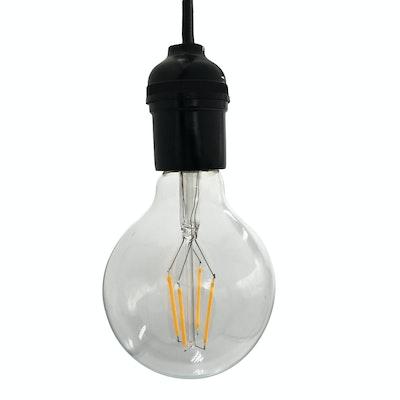 LED Edison Bulb - G80 - Image 2