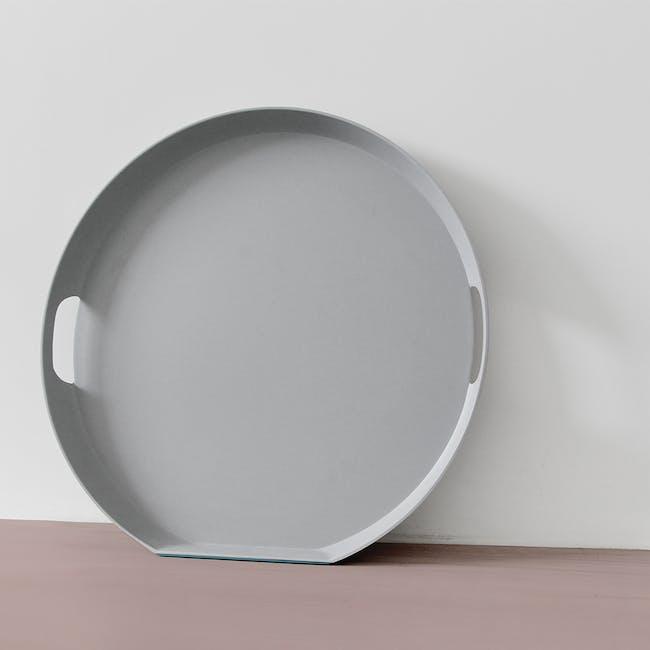 OMMO Chord Tray - Grey - 1