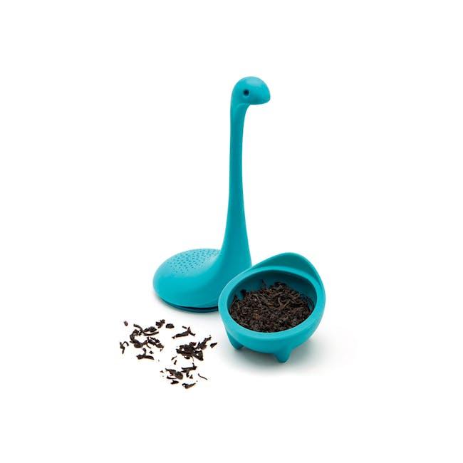 Baby Nessie Tea Infuser - Green - 3