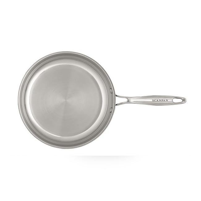 SCANPAN Impact Stainless Steel Fry Pan (4 Sizes) - 1