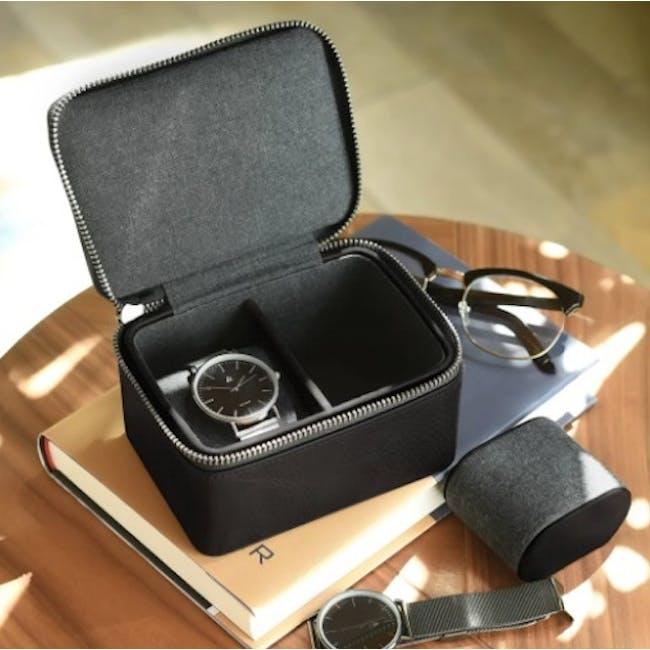 Stackers Watch Travel Box - Black - 1