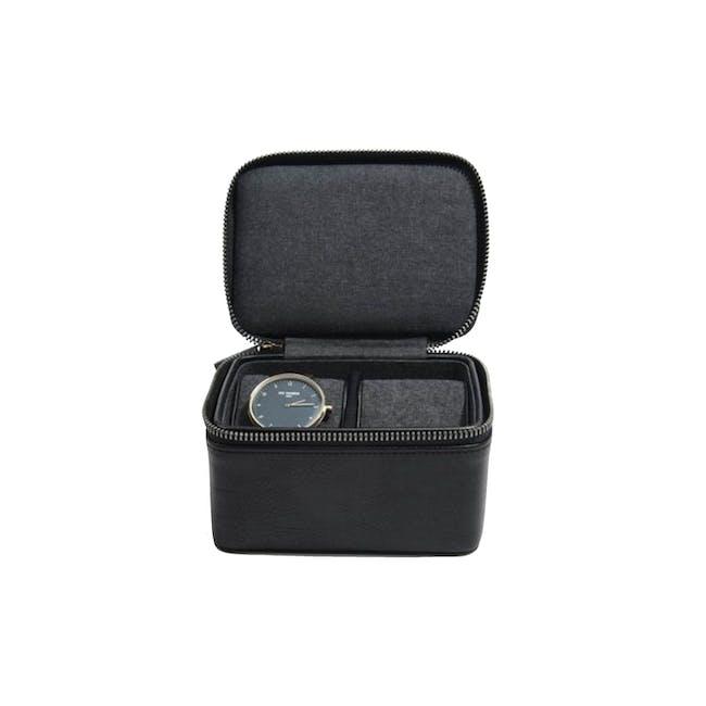 Stackers Watch Travel Box - Black - 0