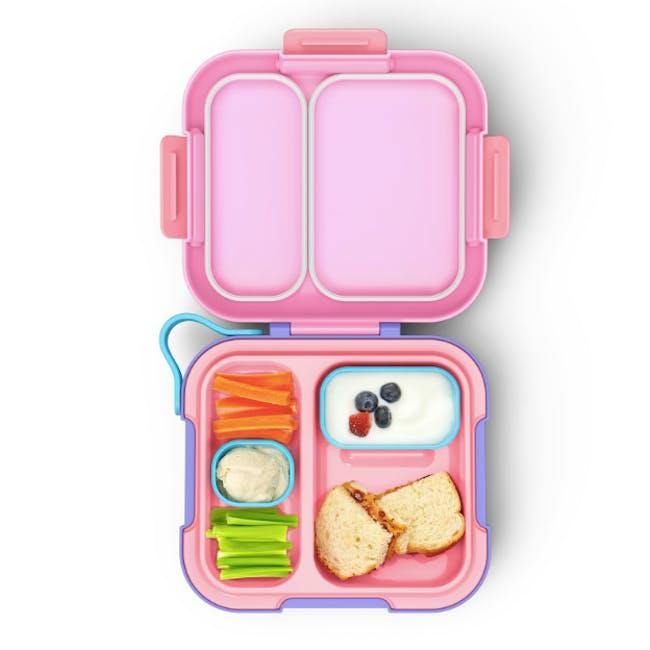 Zoku Neat Bento - Pink - 3