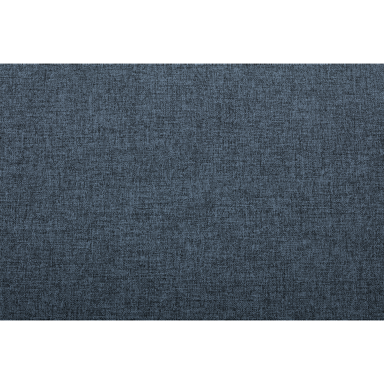 AK Avantgarde - Nolan L-Shaped Sofa - Oxford Blue (Fabric)