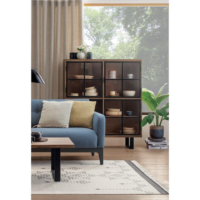 Dakota Tall Sideboard 1.2m - 6