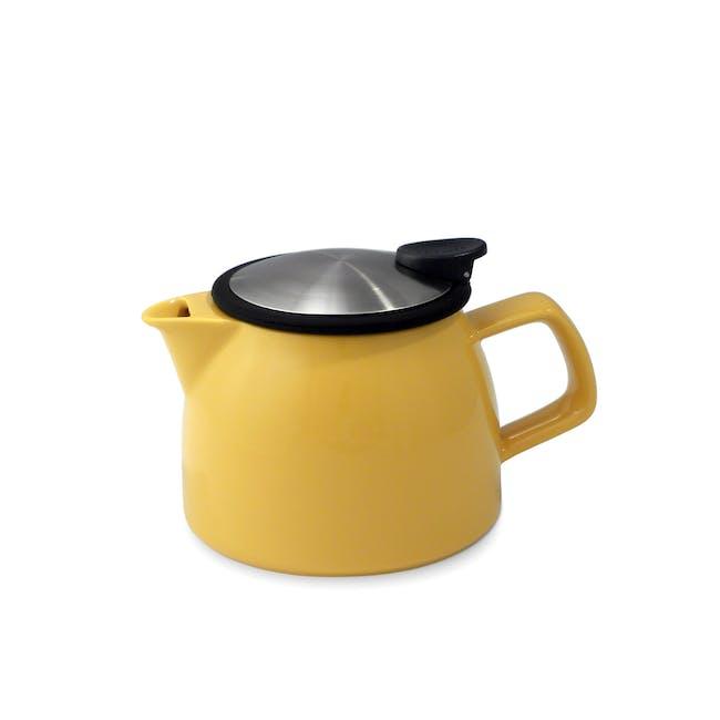 Forlife Bell Teapot - Mandarin (2 Sizes) - 0