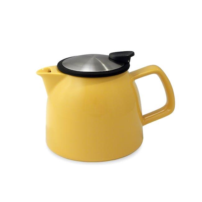 Forlife Bell Teapot - Mandarin (2 Sizes) - 1