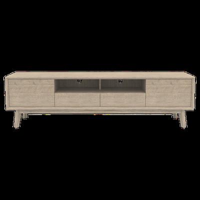 Leland TV Console 2m with Leland Coffee Table - Image 2