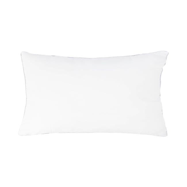 Trippy Lumbar Cushion - Vivid - 1