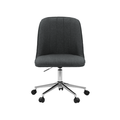 Harper Mid Back Office Chair - Carbon - Image 1