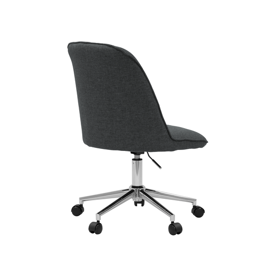 Office Chairs by HipVan - Harper Mid Back Office Chair - Carbon