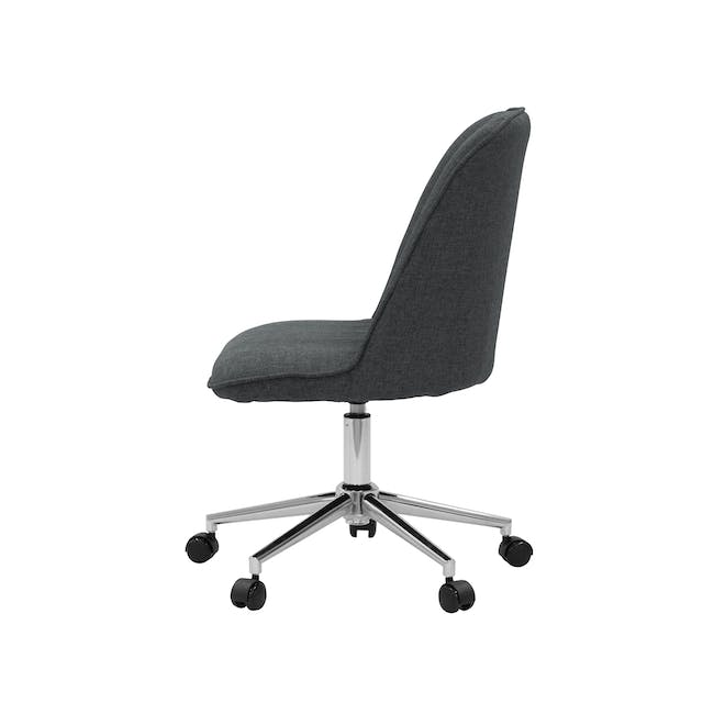 Harper Mid Back Office Chair - Carbon - 2