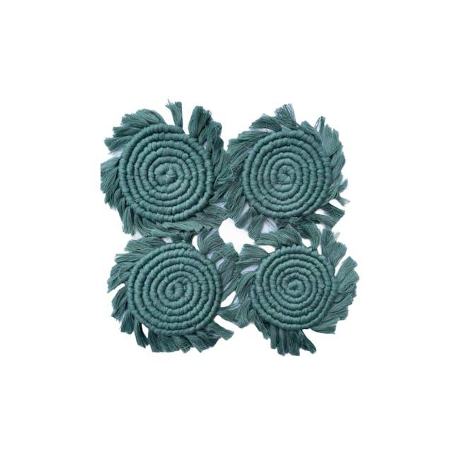 Ciiia Coaster - Green - 0