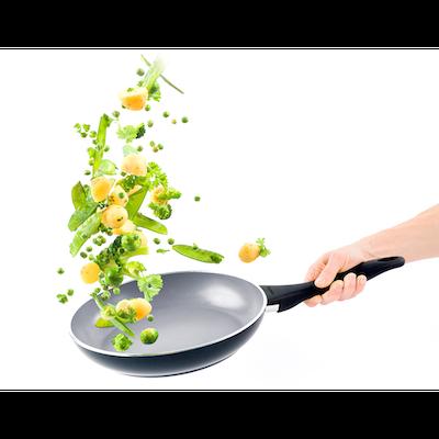 GreenPan Kyoto 20cm Induction Frypan - Image 2