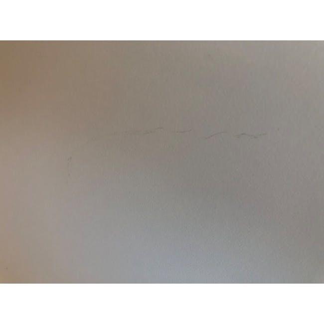 (As-is) Taina 4 Shelving Unit (Column) - White - 5 - 5