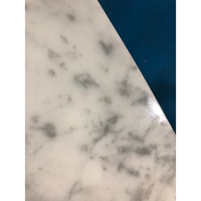 (As-is) Carson Marble Coffee Table - 2 - 3