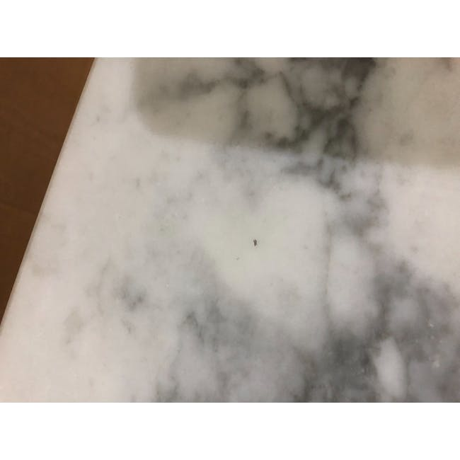 (As-is) Carson Marble Coffee Table - 2 - 4