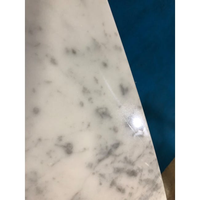 (As-is) Carson Marble Coffee Table - 2 - 2