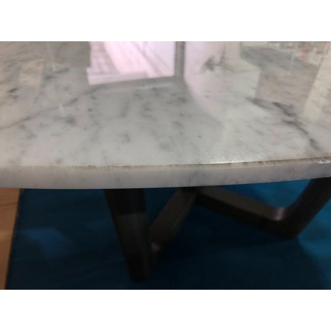 (As-is) Carson Marble Coffee Table - 2 - 9