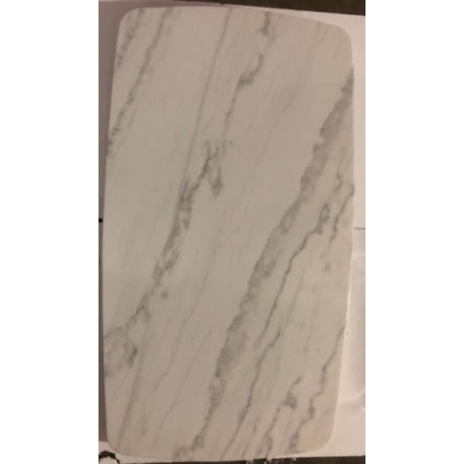 (As-is) Hagen Marble Dining Table 1.6m - 1 - 1