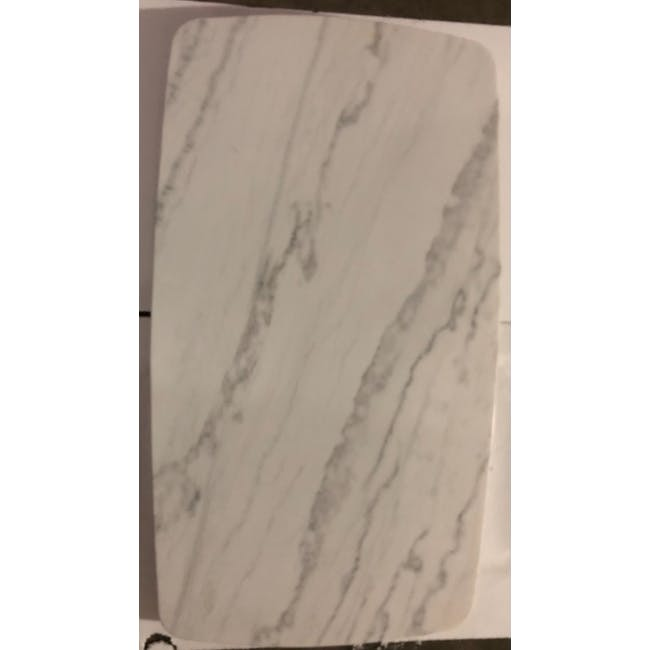(As-is) Hagen Marble Dining Table 1.6m - 1 - 3