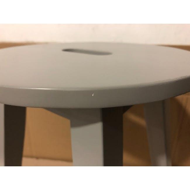 (As-is) Calder Stool - Light Grey - 3 - 3