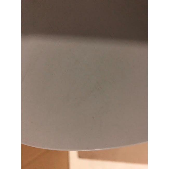 (As-is) Calder Stool - Light Grey - 3 - 6