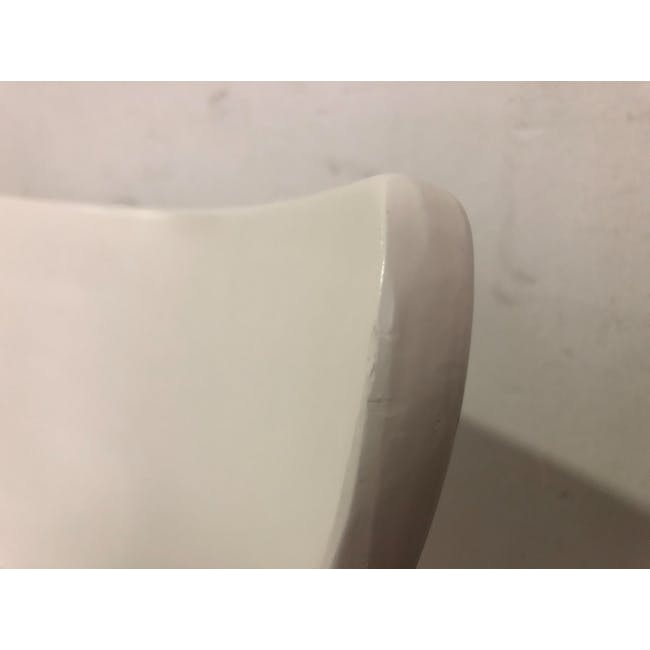 (As-is) Harold Dining Chair - Natural, White - 24 - 10