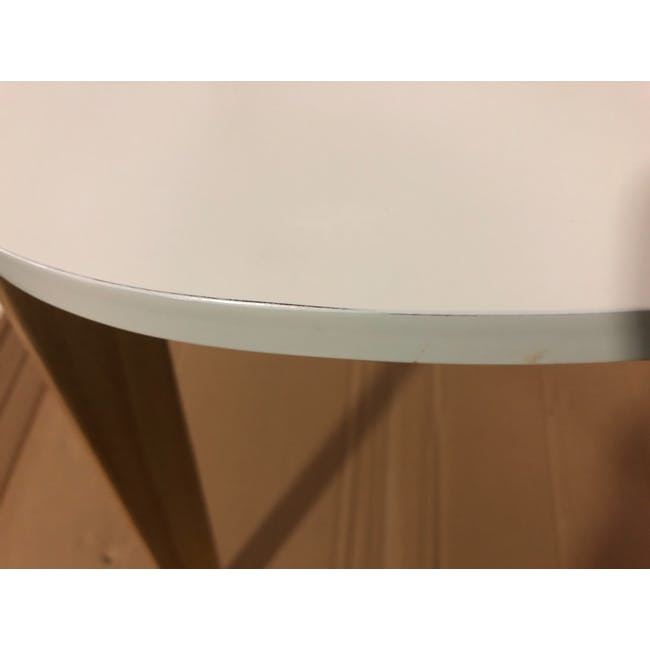 (As-is) Harold Dining Chair - Natural, White - 25 - 5