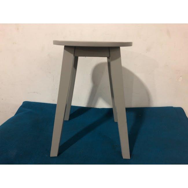 (As-is) Calder Stool - Light Grey - 5 - 2