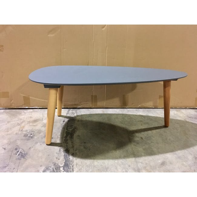 (As-is) Avery Coffee Table - Anthracite - 17 - 1